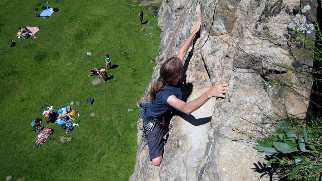 Klettersteig Oetztal : Klettern :: Ötztal urlaub